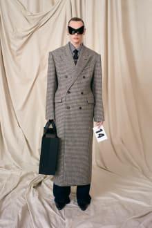 BALENCIAGA 2021AW Couture パリコレクション 画像14/63