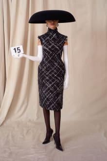 BALENCIAGA 2021AW Couture パリコレクション 画像15/63