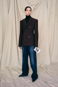 BALENCIAGA 2021AW Couture パリコレクション 画像16/63