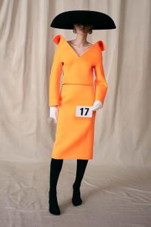 BALENCIAGA 2021AW Couture パリコレクション 画像17/63