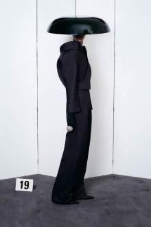 BALENCIAGA 2021AW Couture パリコレクション 画像19/63