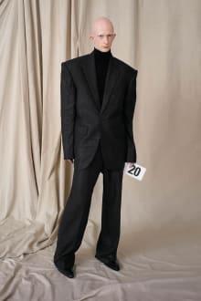 BALENCIAGA 2021AW Couture パリコレクション 画像20/63
