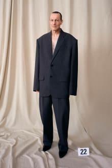 BALENCIAGA 2021AW Couture パリコレクション 画像22/63