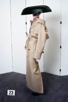 BALENCIAGA 2021AW Couture パリコレクション 画像23/63