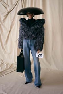 BALENCIAGA 2021AW Couture パリコレクション 画像25/63