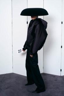 BALENCIAGA 2021AW Couture パリコレクション 画像27/63