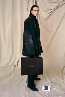 BALENCIAGA 2021AW Couture パリコレクション 画像30/63