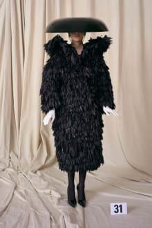 BALENCIAGA 2021AW Couture パリコレクション 画像31/63