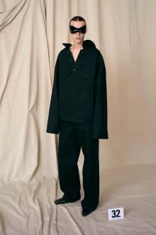 BALENCIAGA 2021AW Couture パリコレクション 画像32/63