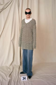 BALENCIAGA 2021AW Couture パリコレクション 画像34/63