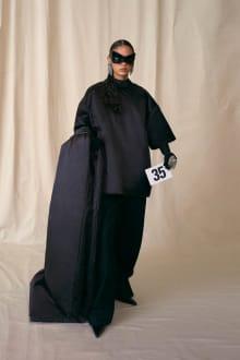 BALENCIAGA 2021AW Couture パリコレクション 画像35/63