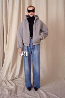 BALENCIAGA 2021AW Couture パリコレクション 画像38/63