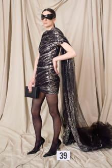 BALENCIAGA 2021AW Couture パリコレクション 画像39/63