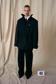 BALENCIAGA 2021AW Couture パリコレクション 画像40/63