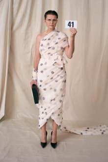 BALENCIAGA 2021AW Couture パリコレクション 画像41/63