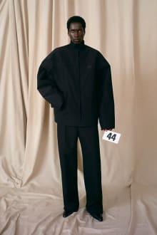 BALENCIAGA 2021AW Couture パリコレクション 画像44/63