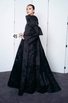 BALENCIAGA 2021AW Couture パリコレクション 画像45/63