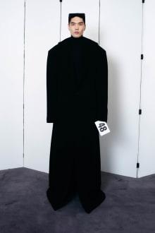 BALENCIAGA 2021AW Couture パリコレクション 画像48/63