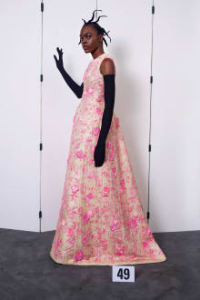 BALENCIAGA 2021AW Couture パリコレクション 画像49/63