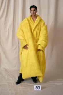 BALENCIAGA 2021AW Couture パリコレクション 画像50/63