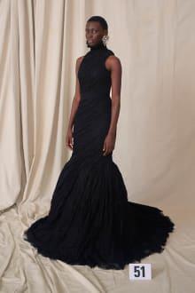 BALENCIAGA 2021AW Couture パリコレクション 画像51/63