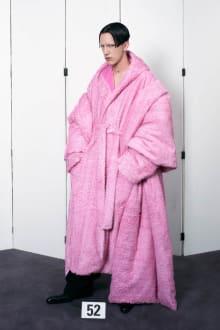 BALENCIAGA 2021AW Couture パリコレクション 画像52/63