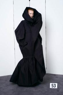 BALENCIAGA 2021AW Couture パリコレクション 画像53/63