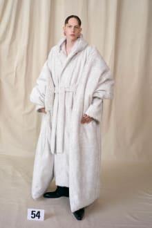BALENCIAGA 2021AW Couture パリコレクション 画像54/63