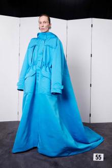 BALENCIAGA 2021AW Couture パリコレクション 画像55/63