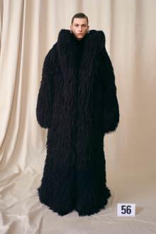 BALENCIAGA 2021AW Couture パリコレクション 画像56/63