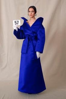 BALENCIAGA 2021AW Couture パリコレクション 画像57/63