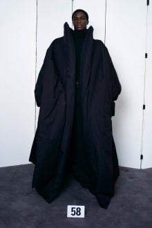 BALENCIAGA 2021AW Couture パリコレクション 画像58/63