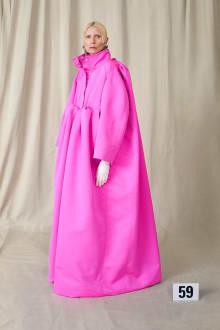 BALENCIAGA 2021AW Couture パリコレクション 画像59/63