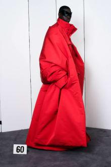 BALENCIAGA 2021AW Couture パリコレクション 画像60/63