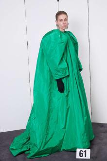 BALENCIAGA 2021AW Couture パリコレクション 画像61/63