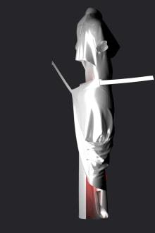 Accidental Cutting  2022SS ロンドンコレクション 画像7/33
