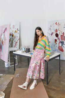 Tanya Taylor 2022SS ニューヨークコレクション 画像6/19
