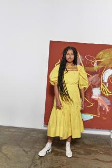Tanya Taylor 2022SS ニューヨークコレクション 画像16/19