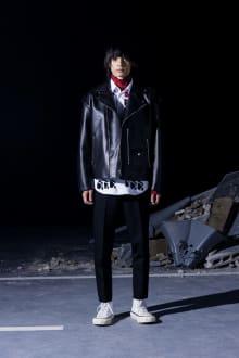 YUKI HASHIMOTO 2022SS ロンドンコレクション 画像4/25