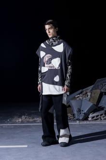 YUKI HASHIMOTO 2022SS ロンドンコレクション 画像6/25