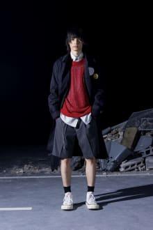 YUKI HASHIMOTO 2022SS ロンドンコレクション 画像7/25