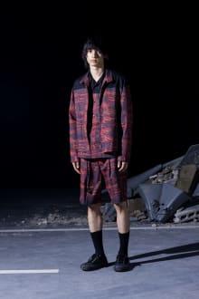 YUKI HASHIMOTO 2022SS ロンドンコレクション 画像9/25