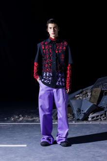 YUKI HASHIMOTO 2022SS ロンドンコレクション 画像14/25