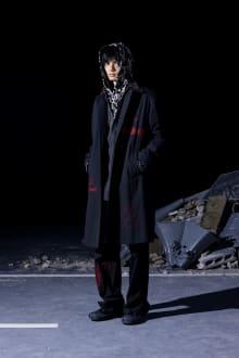 YUKI HASHIMOTO 2022SS ロンドンコレクション 画像15/25