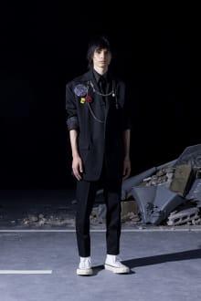 YUKI HASHIMOTO 2022SS ロンドンコレクション 画像23/25