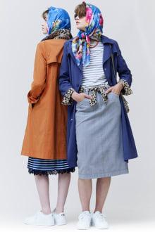 YUKI TORII INTERNATIONAL 2022SSコレクション 画像3/38