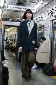 kolor  2022SS 東京コレクション 画像1/96