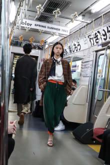 kolor  2022SS 東京コレクション 画像14/96