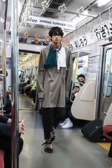 kolor  2022SS 東京コレクション 画像16/96