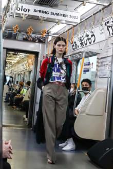 kolor  2022SS 東京コレクション 画像27/96